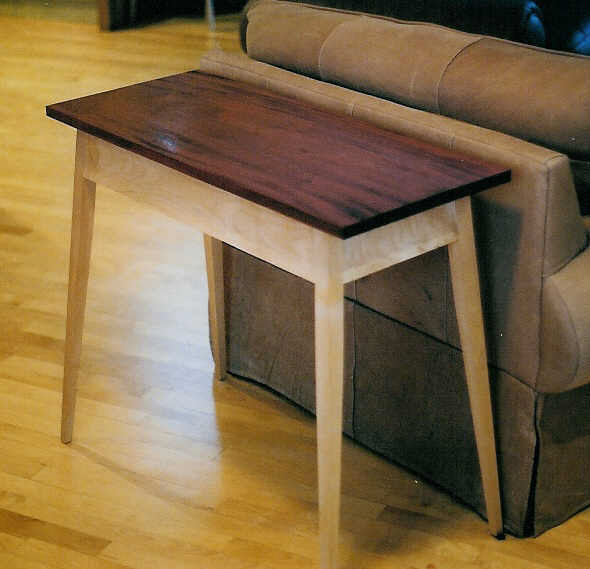 large splay table